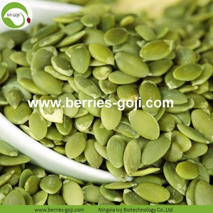 Supply Bulk Nutrition Graines de citrouille naturelles