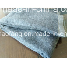 Woven Wolle 50% Wolle / 50% Polyester Blended Emergency Refugee Blanket