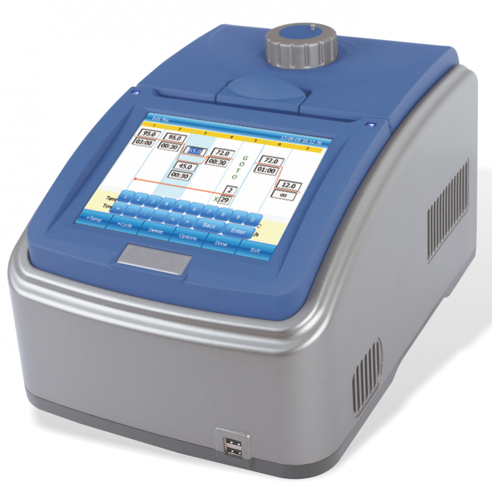 digital gradient PCR