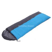 Sacos de dormir ao ar livre da juventude do acampamento, emendando o saco de sono de 2 estações