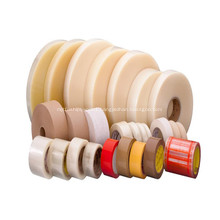 Parcel adhesive sealing tape roll