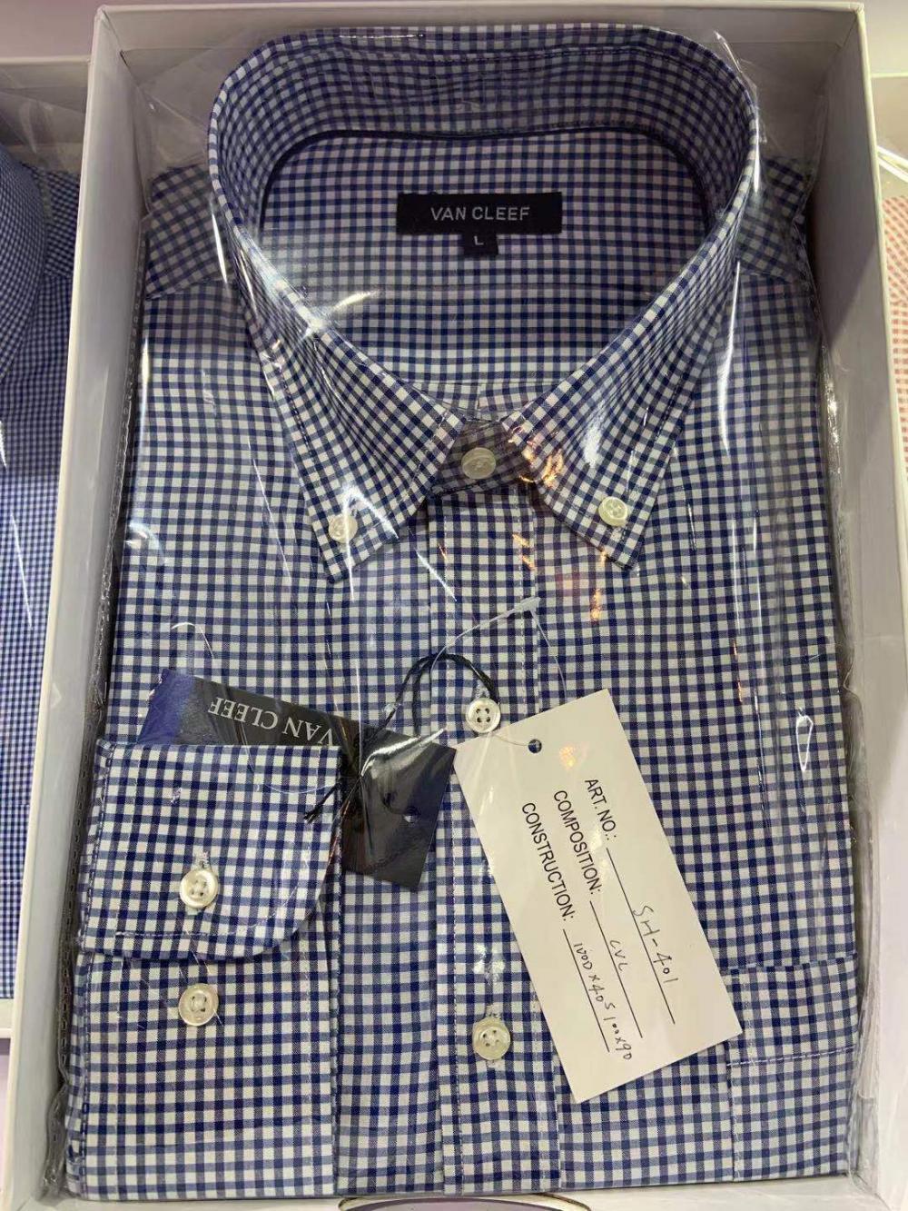 Cotton Shirt Slim Fit Casual Shirt For Men