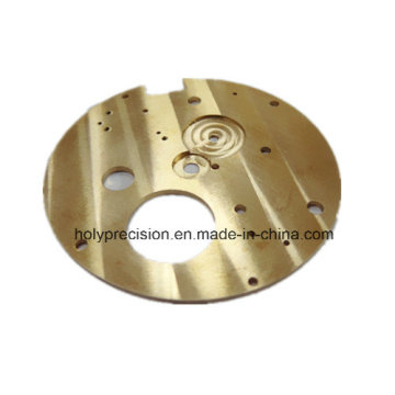 Machining Parts for Watch Main Plate