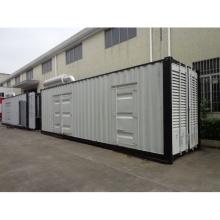 Chinesisches Dieselgenerator-Kraftwerk 50Hz 1250kVA / 1000kw durch Jichai-Motor