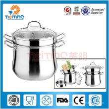 high quality professional stainless steel restaurant pasta cooker