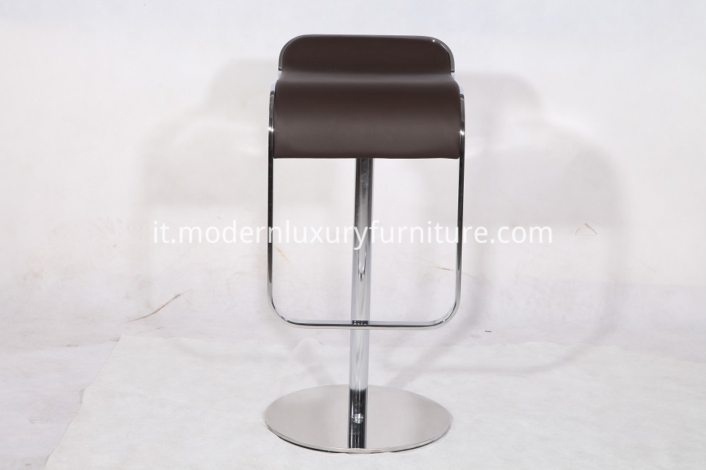 leather lemstool