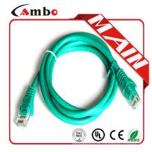 China fábrica UL lista CMP / CMR fábrica 26awg trenzado desnudo coper 7 * 0.2mm cat6 patch cables a granel