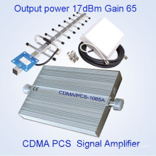 17dBm 850MHz + 1900MHz Dualband Signal Booster / GSM Repeater (ST-1085A)