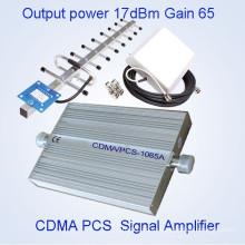 17dBm 850MHz + 1900MHz repetidor doble de la señal de la venda / repetidor del G / M (ST-1085A)