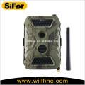 solar security camera wireless outdoor 12MP 720P battery operated support cellphone remote access