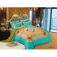 100% Baumwollgewebe Textilien Bettdecke Bettwäsche Set aus China Lieferanten