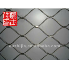 304 306 316 stainless steel wire rope mesh
