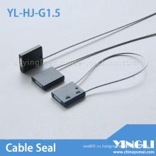 Уплотнение кабеля с высоким уровнем безопасности
