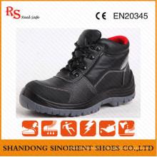 Стальная носовая рубашка Soft Sole Work Safety Shoes