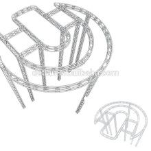 Водопаду детиан Дисплей предлагаем алюминиевую ферменную конструкцию дисплея напольная система ферменной конструкции дисплея