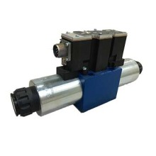 Industrial hydraulic direct operated valve