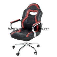 Leather Swivel Sports Chair