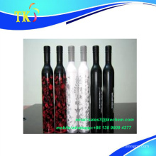 wholesale 2017 Hot sales wine bottle umbrella/best gift/high quality low price/customize