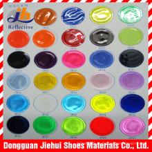 Ökologische PVC reflektierende Folien von Reflexfolie für Arbeitskleidung