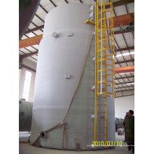 Tanque de FRP para ácidos, cáusticos, solventes y fluidos corrosivos no inflamables