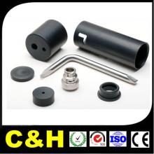Pièces d'usinage CNC en acier S136etc. Pour Cylinder Liner
