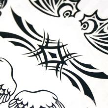 Economical Custom Design Non-Toxic Body Tattoo Sticker