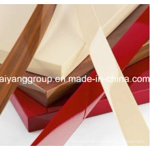 Mobilier PVC / ABS Woodgrain Color Edge Banding Lipping