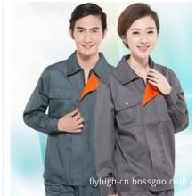 Factory Worker Workwear Polyester Work Uniform
