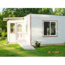 Maison préfabriquée en acier / maisons modulaires (pH-22)
