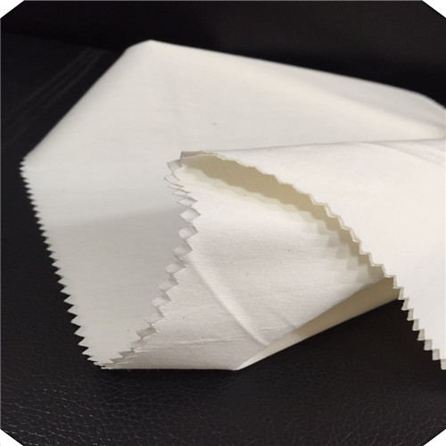 60 Cotton 40 Polyester Poplin Grey Fabric