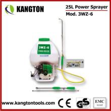 Pulverizador de potencia de gas agrícola profesional 25L Kangton (3WZ-6)