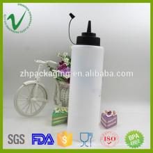 Las materias primas de la botella plástica vacía de la materia de 1000ml grado alimenticio para la venta
