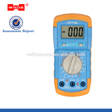 low price digital multimeter DT710L with Backlight Battery Tester