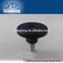 Parafuso hexagonal de aço ajustável com puxador de plástico