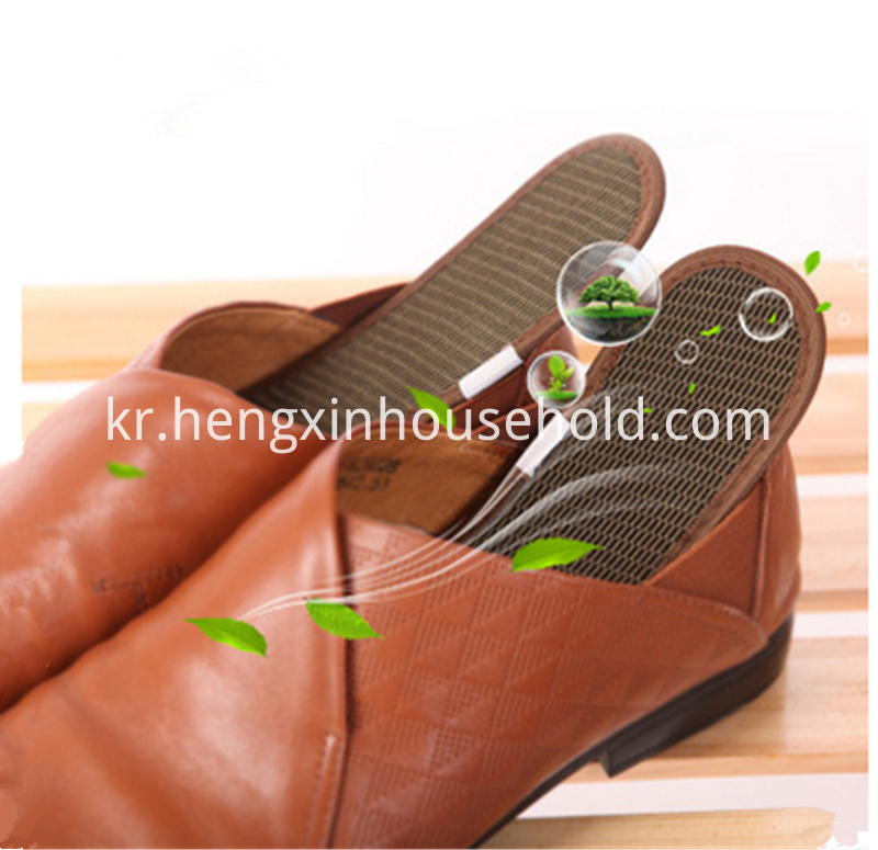Soft Deodorized Insoles