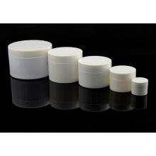 Bouteille en plastique et pot cosmétique (NJ02)