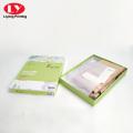 Boîte d'emballage en papier pour femmes de luxe