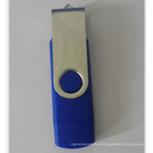 Cheap Plastic OTG USB Pendrive for Whosale Market