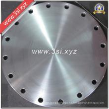 Brida ciega forjada de acero inoxidable ASME B16.5 (YZF-E375)
