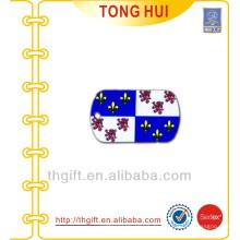 Offsetdruck Hundeanhänger Halskette OEM Designs
