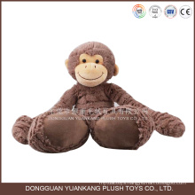 2016 plush magnet monkey toy with new materials from guangdong