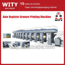 2015 New Auto Register Gravure Printing Machine