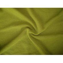 Tissu Knittng en bambou en fibre de coton