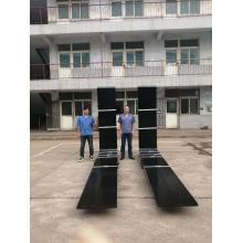 Horquillas forjadas pesadas de 50 toneladas