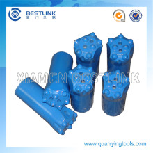 Tungsten Carbide Taper Button Bit for Oil Well Drill