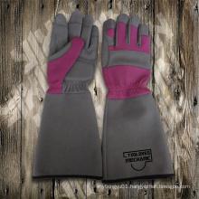 Garden Glove-Safety Glove-Working Glove-Long Cuff Glove-Industrial Glove