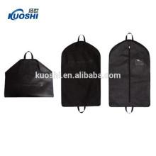 bolsa respirable al por mayor de la ropa del algodón frabic con la impresión del logotipo