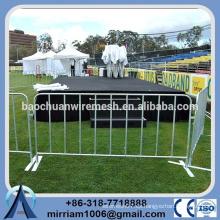 Barrera de acontecimiento de la barrera del control de la nueva de la alta calidad del diseño de la venta caliente barata al aire libre usada del nuevo para la venta del importador