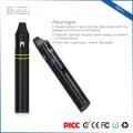 1250mAh atomiseur de capacité de la batterie conception séparée vaporisateur numérique fabricants