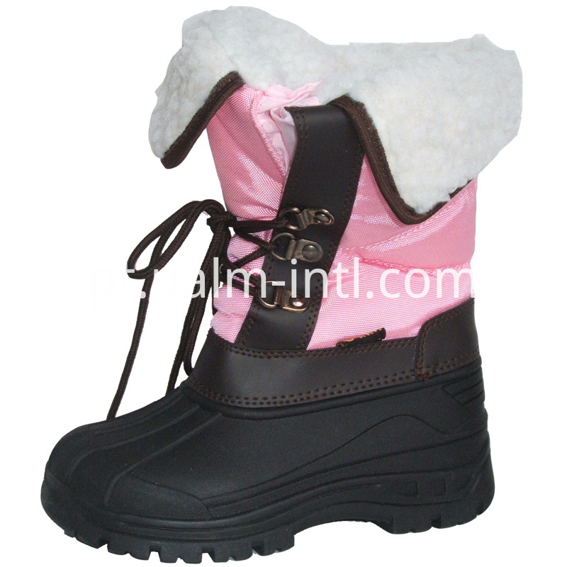 TPR Woman Snow Boots